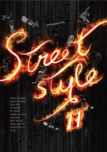 STREET STYLE 11ジャケット