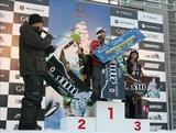 Women's SHP Final 表彰台