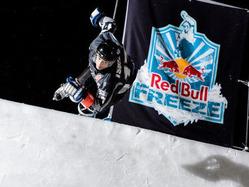 一般参加者のジャンプ/写真提供:Naoyuki Shibata/Red Bull Content Pool