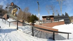 Trevor Eichelberger Full Part 2013-2014