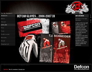 DEFCON web