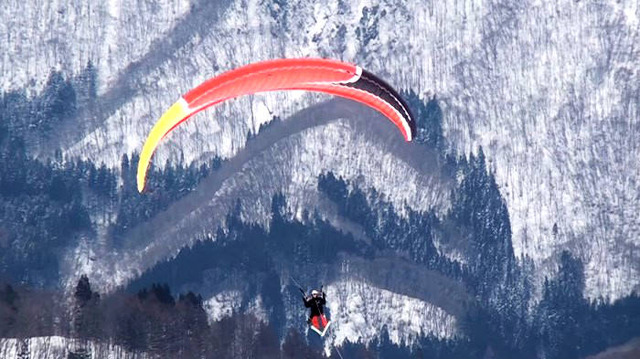 Paraglider Towing3
