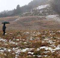 雨じゃなく 大雪お願い あわすのスキー場 オープンもうすぐ /富山