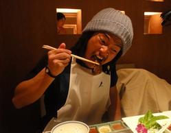 東京での 國母カズ