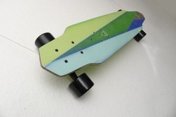 Burton Alp skateboard