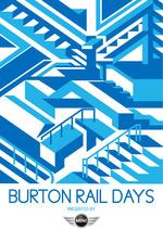 日本最大のストリート・スノーボード・コンテスト〈BURTON RAIL DAY〉開催決定
