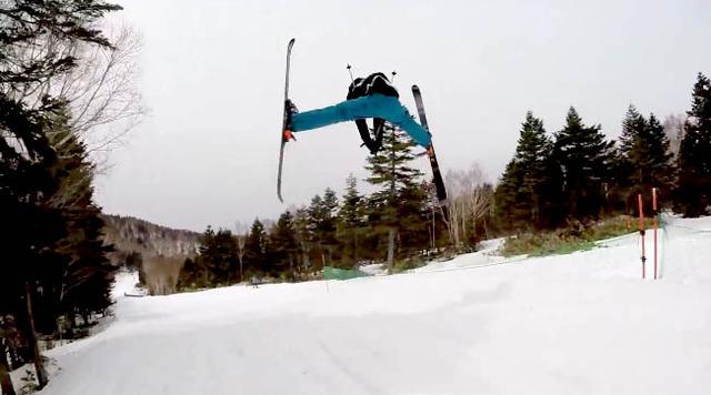 竜王スキーパークで鉢音シルブプレ?!