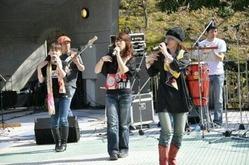 久万高原でサウンド&キャンプフェス−ヒルクライムレースの前夜祭として開催 /愛媛