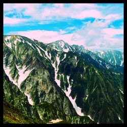 山の写真1