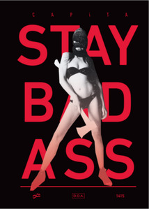 Defenders of Awesome 2 - STAY BAD ASSジャケット