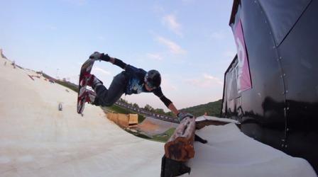 Jason Andersonのスノーボード写真