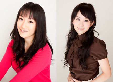 人気声優の「植田佳奈」と「桑谷夏子」