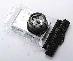 デジカメ防水ケース「200-BG011」