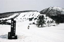 花火大会が13年ぶりに行われる三瓶山東の原(大田市で)