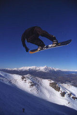 Rider: Dave Downing 1996