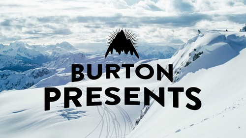 BURTON PRESENTS