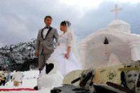【雪国流!】「白い結婚式」いかが