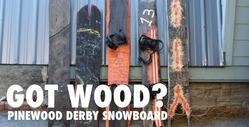 PINE WOOD SNOWBOARDS