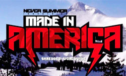 Never Summerの新作チームムービー「Made in America」フルムービー公開!