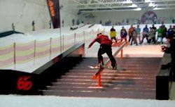 Nike 6.0 Stairset Battle Tour 第1戦
