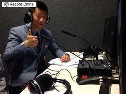 18日、中国の俳優シア・ユーが開催中のソチ五輪でスノーボード競技の解説を務め、視聴者から好評だ。
