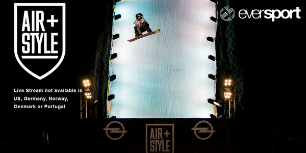 AIR + STYLE Los Angeles‬ 2015