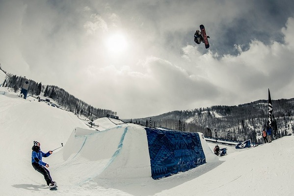 US OPEN 2015 SLOPESTYLE FINAL