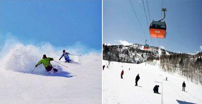 スキーシーズン到来!11月から滑ることができるスキー場情報 /札幌近郊