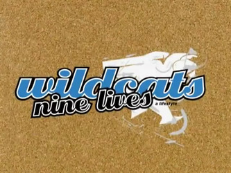 Wildcats Nine Lives title logo