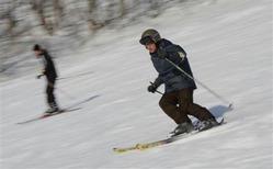 スキーをするときは保険を忘れずに