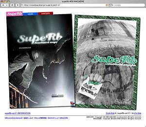 supeRb web