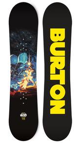 「Chopper Star Wars Snowboard」Burton Snowboards