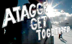 Ataggeの新作「Ataggettogether」ショートムービー