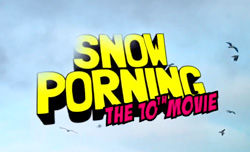 FREERIDE.CZ & LIP PRODUCTIONの新作「Snowporning The