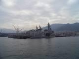 戦艦と潜水艦