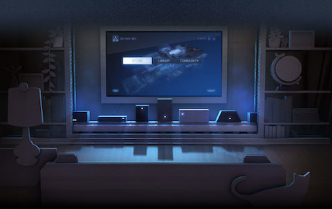 GAME:「Steam Machines」CyberPowerモデルの詳細が発表