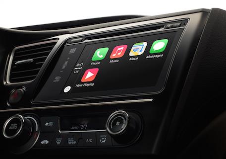 iOS:「CarPlay」ハンズオンムービーが公開