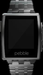 Android:「Pebble Steel」ビデオレビューが公開