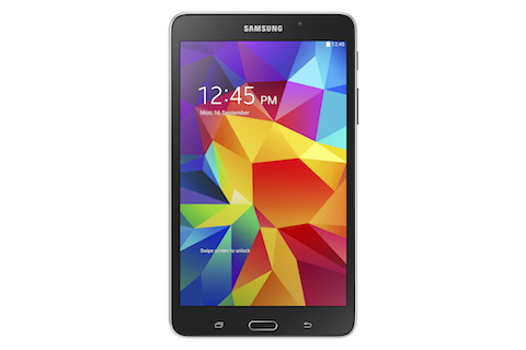 Android:「Galaxy Tab4 7.0」正式発表