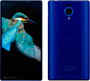 Android:「AQUOS PHONE Xx 302SH」正式発表
