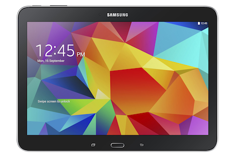 Android:「Galaxy Tab4 10.1」正式発表