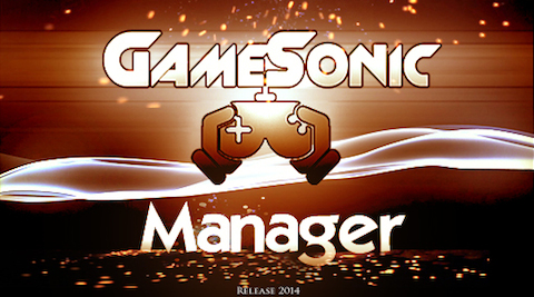 GAME:「Gamesonic Manager v2.40」リリース ー PS3 Hack