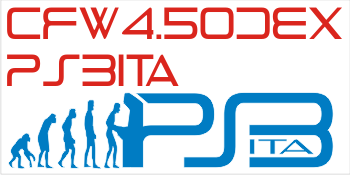 GAME:「CFW 4.50 PS3ITA COBRA DEX v2.3」リリース