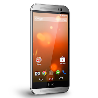 Android:「HTC One (M8)」『Google Play edition』正式発表