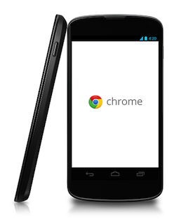 Android:「Chrome Beta for Android 33.0.1750.170」リリース