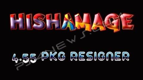 GAME:「Hishamage 4.55 PKG Resigner」リリース ー PS3 Hack