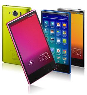 Android:「AQUOS PHONE SERIE mini SHL24」ハンズオンムービーが公開