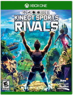 GAME:「Kinect Sports Rivals」『Rock Climbing』のウォークスルームービーが公開