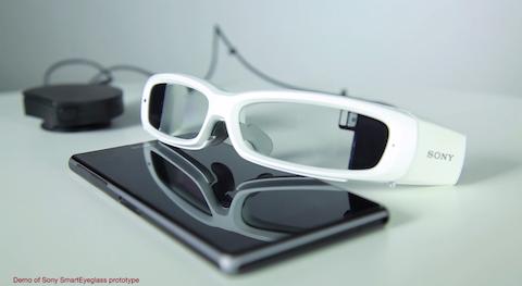 Android:「SmartEyeglass」コンセプトムービーが公開
