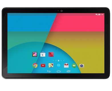 Android:「Nexus 10」プレス画像が流出 メーカーは『LG』に